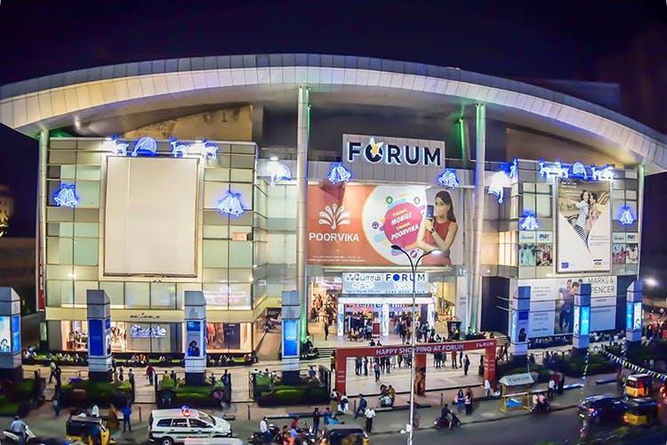 shopping mall chennai