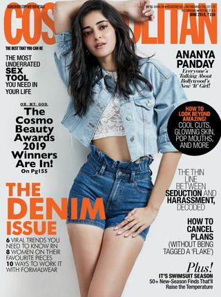 cosmopolitan magazine india