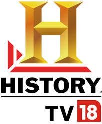 history tv 18 logo