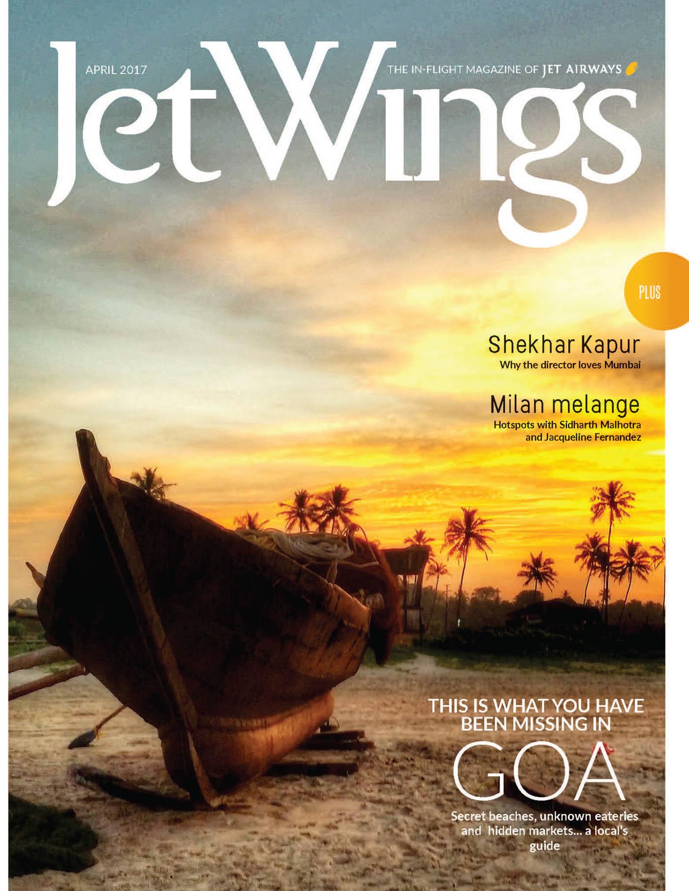 jetwings magazine