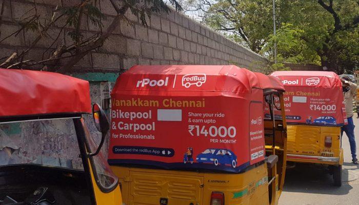 Auto advertising in chennai
